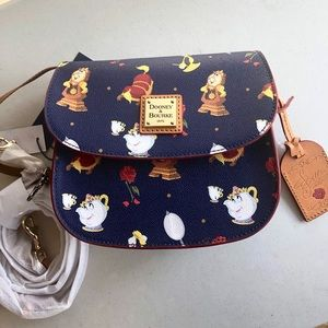 Disney Dooney Beauty & the Beast Crossbody bag